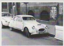 carte postale - CITROEN 2CV - DAGONET 1962