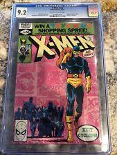 Uncanny X-Men 138 CGC 9.2 Funeral Of Jean Grey. Chris Claremont John Byrne