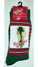 A Christmas Story Leg Lamp Shoot Your Eye Out One Size Unisex Crew Socks 2 Pair