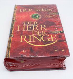 J.R.R. Tolkien - Der Herr der Ringe - rote Sonderedition Luxusausgabe   NEU OVP
