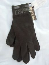 Brand New Men's Roberto Cavalli Winter Gloves Medium . Condition is New with tag