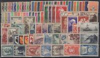 BR141331/ FRANCE / LOT 1945 - 1946 MINT MNH CV 111 $