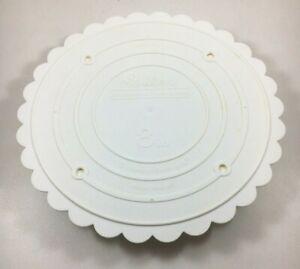 Wilton Decorator Preferred Round Separator Plate 8 Inches Cake Decorating