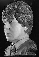 Paul McCartney Bust made from life mask sculpture Beatles Statue
