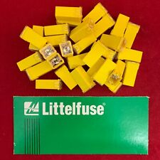 Set of 5: OEM Genuine LittelFuse Automotive Standard J Case 60 Amp 32V JCASE