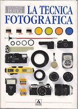 LA TECNICA FOTOGRAFICA MICHAEL LANGFORD MANUALE FOTOGRAFIA SVILUPPO EFFETTI ARTE