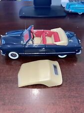 New ListingFranklin Mint 1/24 Scale 1949 Ford Custom Convertible No Coa No Box Beautiful