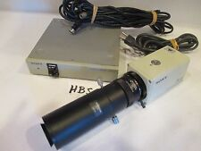 Sony DXC-930MD 3CCD Color Video Camera 12V CCD-IRIS & CMA-D2 (HBS)*