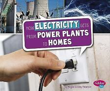 Here to There: How Electricity Gets from Power Plants to Homes by Megan...