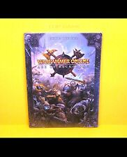 WARHAMMER ONLINE : Age of Reckoning - Guide PC Neuf Blister - (Officiel / Fr.) -
