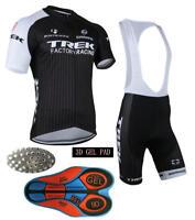 KJU309 Road New Men Team Racing Cycling sport Short Sleeve Jersey bib Shorts