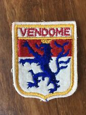 Vintage French Vendome Patch - France Souvenir