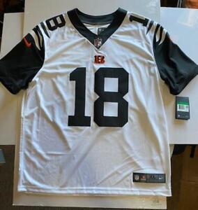 """BENGALS """"AJ Green"""" NIKE dri-fit football jersey XL (new w/ tags)"""