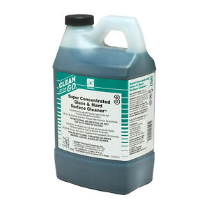 Case of 4 Spartan Clean on the Go Super Concentrated Cleaner  3 -2L