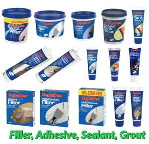 Multi Purpose Filler Adhesive Seal Caulk Grout Surface Frame Interior Exterior