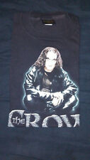 The Crow Vintage Movie T-Shirt from late 90's. Brandon Lee. RARE. MADE in USA.