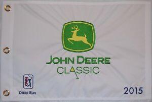 2015 JOHN DEERE CLASSIC Embroidered Golf FLAG