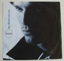 MIGUEL BOSE  (SP 45T) Lay down on me