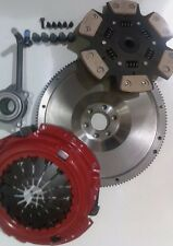 AUDI A3 1.8T T S3 QUATTRO FLYWHEEL, 6 PADDLE H'DUTY CLUTCH, CSC
