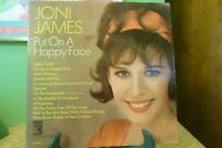 Joni James - Put On A Happy Face - Original 1964 MGM E-4248 Mono LP - RARE - VG+