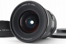 【AB Exc+】 Canon EF 17-35mm f/2.8 L USM Wide Angle Zoom Lens w/Hood JAPAN R3395