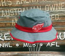 "Detroit Red Wings Zephyr NHL ""Thunderhead"" Bucket Hat - Large/XL size"