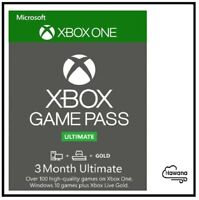 XBOX Live Game Pass Ultimate 3 Months 6 x 14 Day (84 Days) - Live Gold+Game Pass