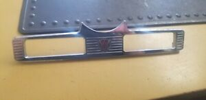 1950's Willy's Jeepster,Wagon,Panel Truck,Jeep Pickup,Dash Chrome Gauge Cluster
