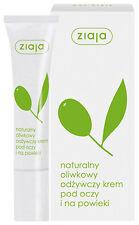Ziaja 00225 natural olive cream under the eye and eyelid 15ml