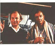 Hand Signed 8x10 photo KLAUS M BRANDAUER Never Say Never Again JAMES BOND + COA
