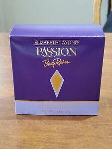 Passion by Elizabeth Taylor Dusting Body Powder 2.6oz NEW