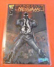 VIOLENT MESSIAHS 1/2 - Wizard Exclusive with COA (2000)