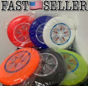 6-Pack Discraft Ultimate UltraStar 175 Gram Frisbee Sport Discs Bundle - NEW!