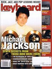 Michael Jackson Keyboard s, ROLAND V-Piano, Akai APC40 Reviews in 2009 Magazine