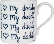 Bone China tazza: Amo il mio Papino