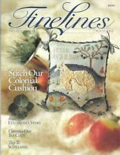 FineLines Magazine Winter  1998 Vol 2 No 3