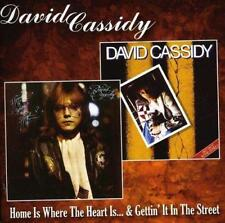 David Cassidy - Home Is Where The Heart Is (NEW CD)