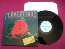 The Temptations - Special.1989 German Vinyl 1st. LP Album.Motown ZL72667 M-/VG+