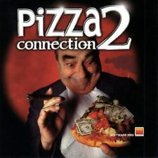 Pizza Connection 2 Syndicate PC Software 2000 DEUTSCH