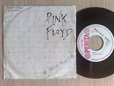 """PINK FLOYD - ANOTHER BRICK IN THE WALL - RARISSIMO 45 GIRI 7"""" MADE IN HUNGARY"""
