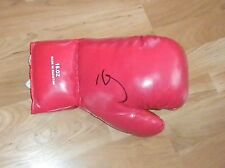 MARK WAHLBERG 'THE FIGHTER' MICKEY WARD SIGNED BOXING GLOVE 1 *COA *PROOF