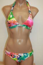 NWT Roxy Swimsuit Bikini 2pc Set MUL 608741 Scooter Bottom