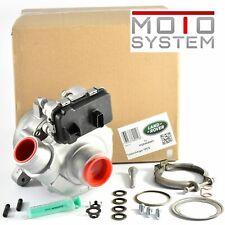 Turbolader TD4 49477-01202 LR038322 LR022358 Land-Rover 2.2 150 PS 190 PS