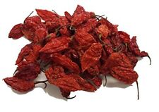 Dried Chilli  Naga Bhut Jolokia Pods Hot Ghost Chilli High Quality 50g