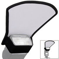 Universal Camera Flash Diffuser Softbox Speedlite Reflector For.Canon.EOS.Nikon