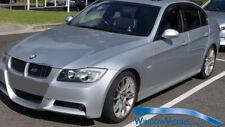 Window Visors WeatherShields weather shields for BMW 3 Series Sedan E90 2005-12