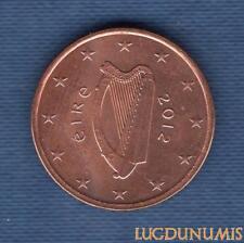 Irlande 2012 5 Centimes D'Euro SUP SPL Pièce neuve de rouleau - Ireland Eire