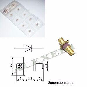 Gunn Oscillator GaAs Diode 3A716G 20...22GHz 320mW  USSR NOS