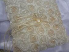 Ring Bearer Pillow Ivory/Cream color