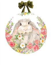 Studio M Hello Bunny Door Decor
